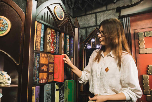 School of Magic (The Mystery Rooms) Escape Room