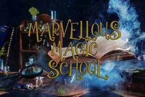 Квест Marvelous Magic School