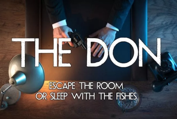 The Don (The Panic Room) Escape Room
