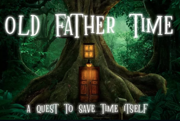 Old Father Time (The Panic Room) Escape Room
