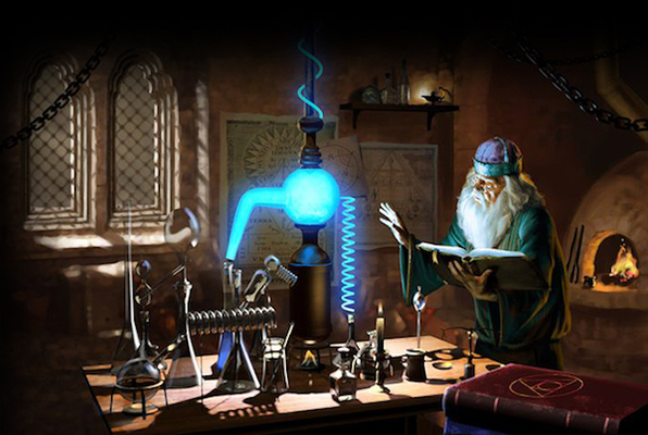 The Alchemist (Escape Zone) Escape Room
