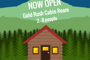 Квест Gold Rush Cabin