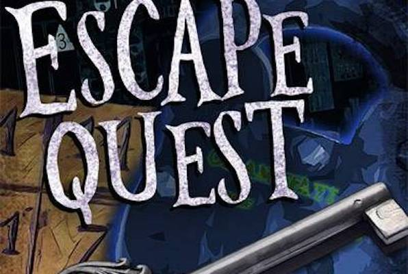 Escape Quest (Lock Paper Scissors) Escape Room