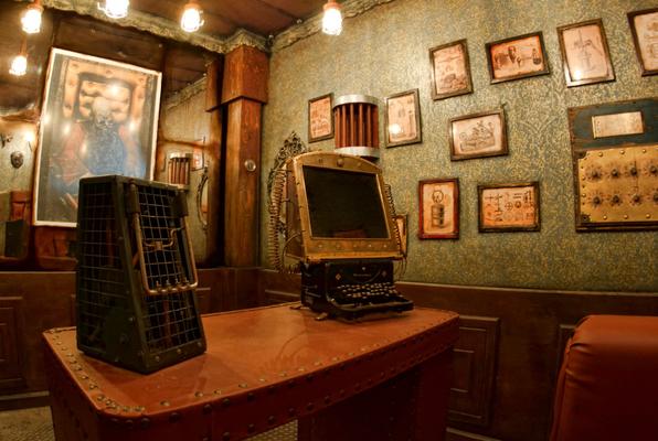 Steampunk Puppenspieler (Final Escape Nuernberg) Escape Room