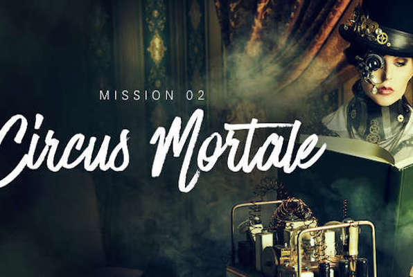 Circus Mortale (The Great Escape) Escape Room