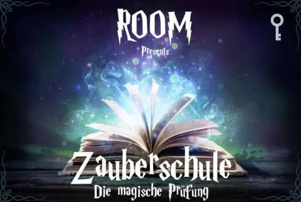 Zauberschule Die magische Prüfung (ROOM - Running Out Of Minutes) Escape Room
