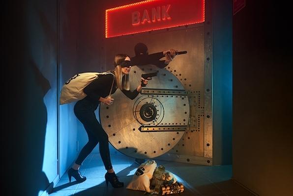 Bankraub (Smart Room Berlin) Escape Room