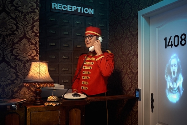 Hotel - Room 1408