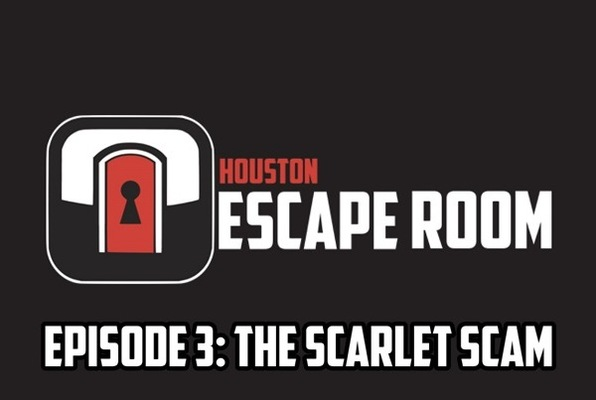 The Scarlet Scam (Houston Escape Room) Escape Room