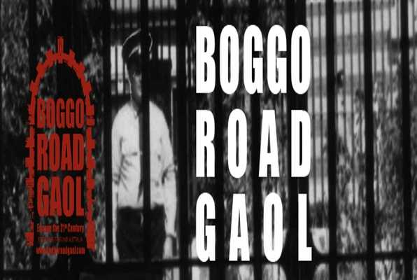 Escape from Boggo Road Gaol