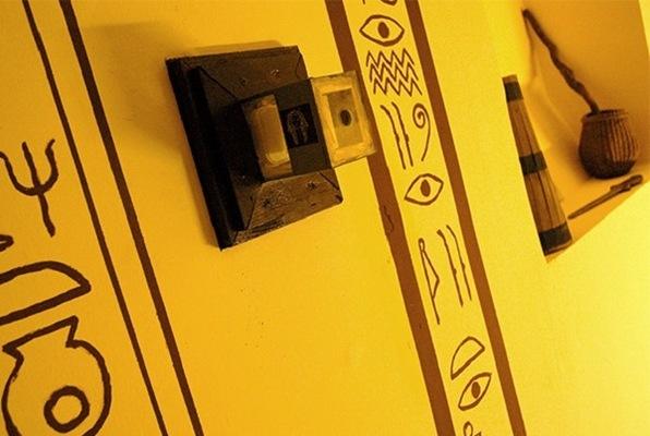 Királyok Völgye (Királyok Völgye) Escape Room