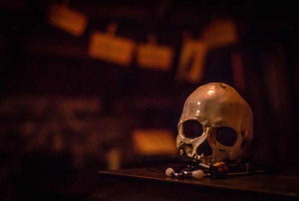 Der Mord auf dem Dachboden