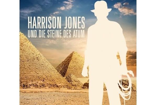 Harrison Jones und die Steine des Atum