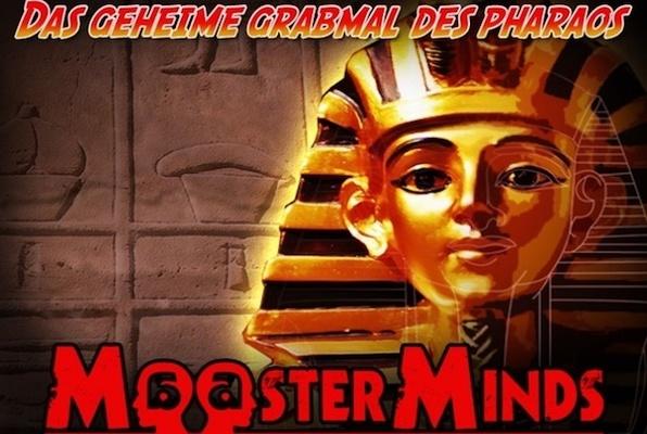Das geheime Grabmal des Pharaos