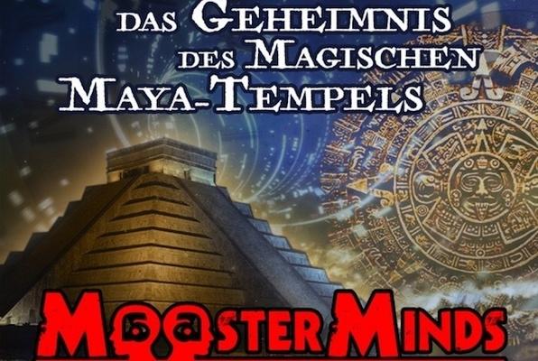 Das Geheimnis des magischen Maya-Tempels