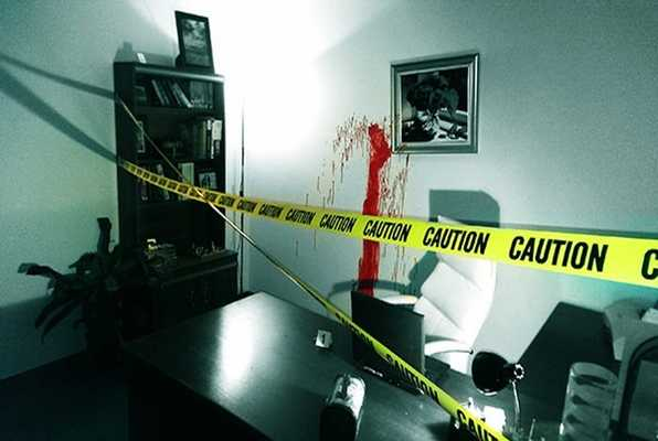 Puzzle Tech Murder (Puzzled Room Escape) Escape Room