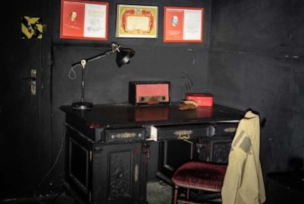 Das Verhörzimmer (Verschlusssache Wuppertal) Escape Room