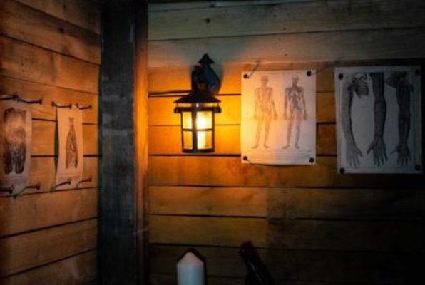 Frankenstein (Verschlusssache Wuppertal) Escape Room