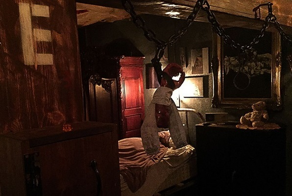 The Boiler Room (The Basement) Escape Room