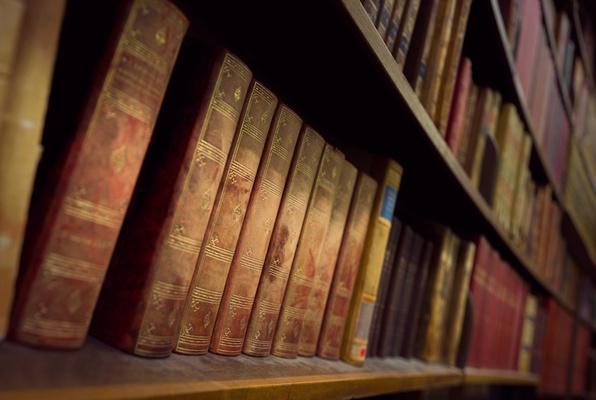 Die Bibliothek der Rätsel