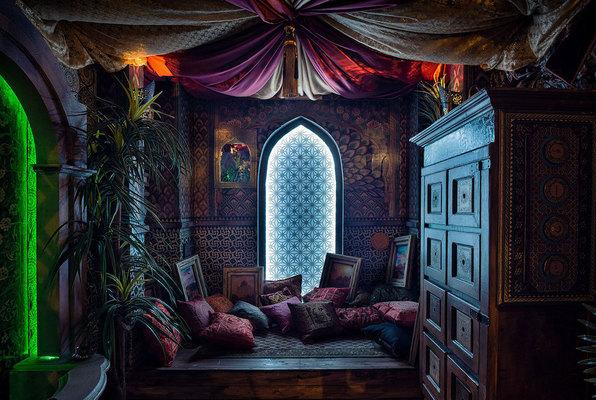 Das Geheimnis der Wunderlampe (Final Escape Wuppertal) Escape Room
