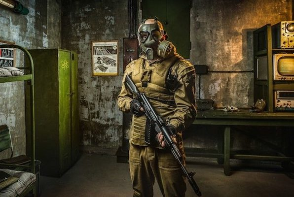 Tschernobyl's Sperrgebiet (VAONS) Escape Room