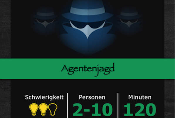 Agentenjagd (Urban Escape) Escape Room