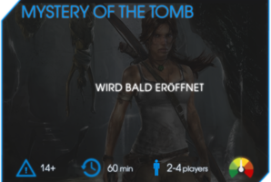 Квест Mystery of the Tomb