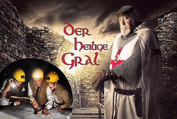 Der Heilige Gral (Escape Dalheim) Escape Room