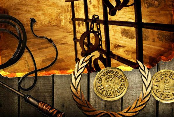 Roman Dungeon (The Great Escape Lanzarote) Escape Room