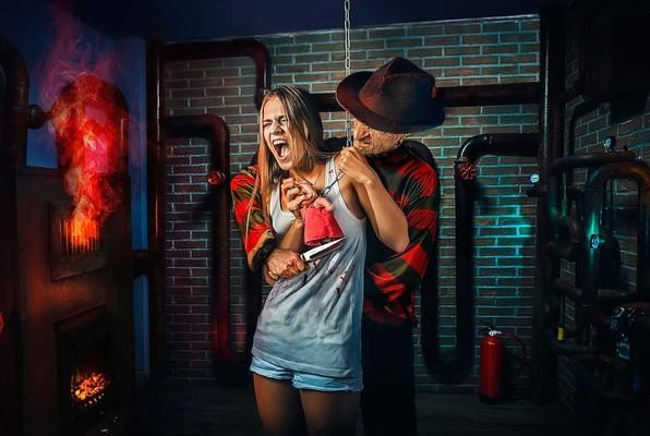 La Pesadilla (Island Phobia) Escape Room