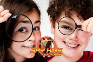 Квест Spy Kids Academy