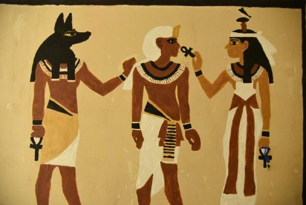 Pharaoh's Curse (Lockdown Escape Rooms) Escape Room