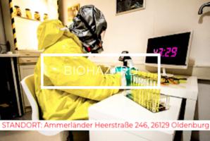 Квест Biohazard