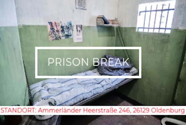 Prison Break (Escape Room Oldenburg) Escape Room