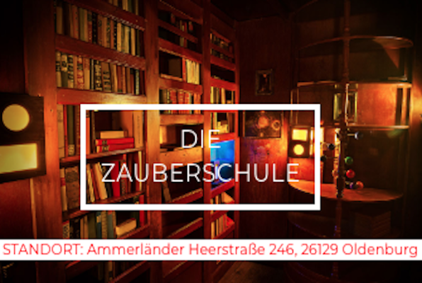 Die Zauberschule (Escape Room Oldenburg) Escape Room