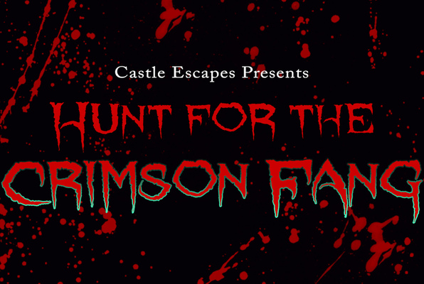Hunt for the Crimson Fang (Castle Escapes) Escape Room