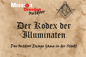 Квест Outdoor Rallye – Der Kodex der Illuminaten