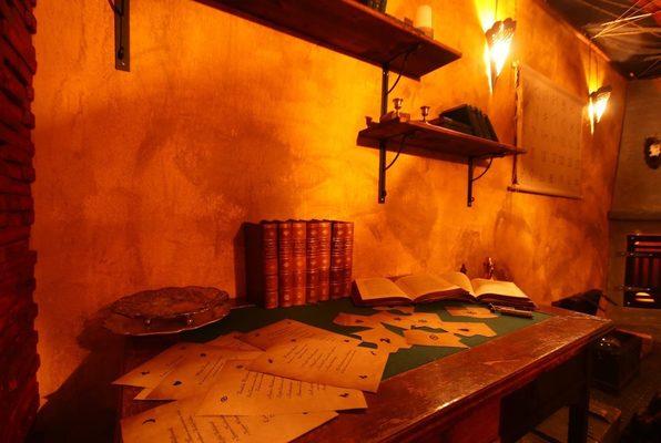 Auf der Suche nach dem Seefeuer! (Mission Dresden) Escape Room