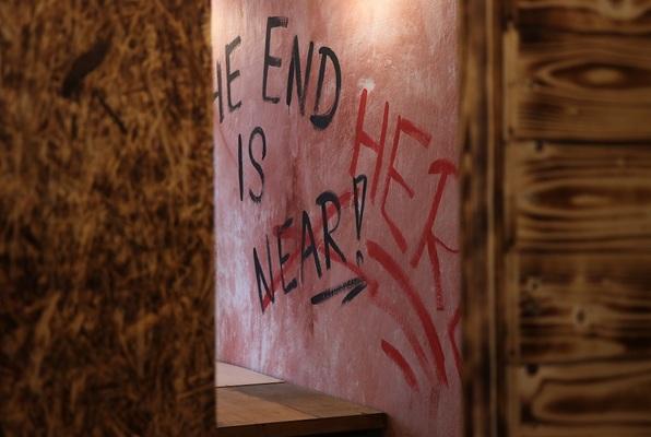 Die letzte Zuflucht! (Mission Dresden) Escape Room
