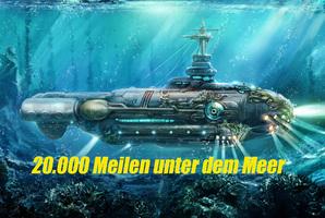 Квест 20000 Meilen unter dem Meer