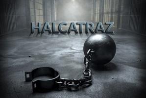 Квест Halcatraz