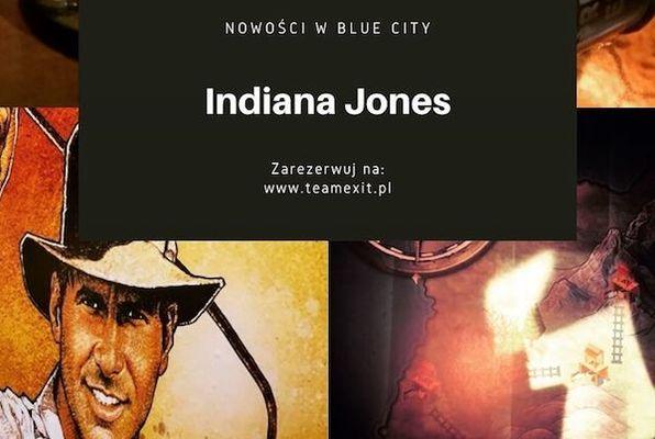 Przygody Indiana J. (Team Exit Warszawa) Escape Room