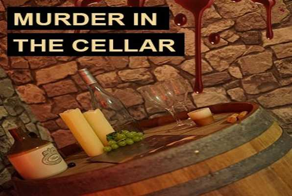 Murder in the Cellar (Escape Hunt) Escape Room