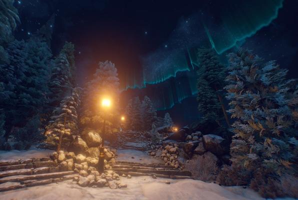 Christmas Story VR (Virtual Escape Wien) Escape Room