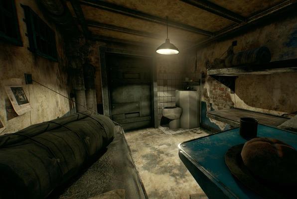 The Prison VR (Virtual Escape Wien) Escape Room
