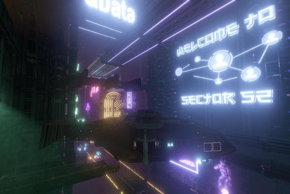 Cyberpunk VR (Virtual Escape Wien) Escape Room