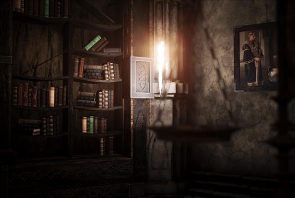 The Magic Book VR (Virtual Escape Wien) Escape Room