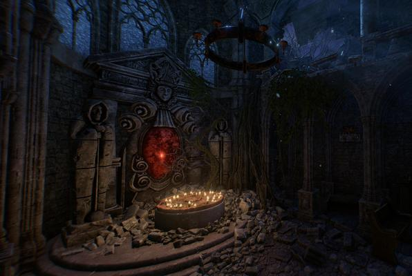 Sanctum VR (Virtual Escape Wien) Escape Room