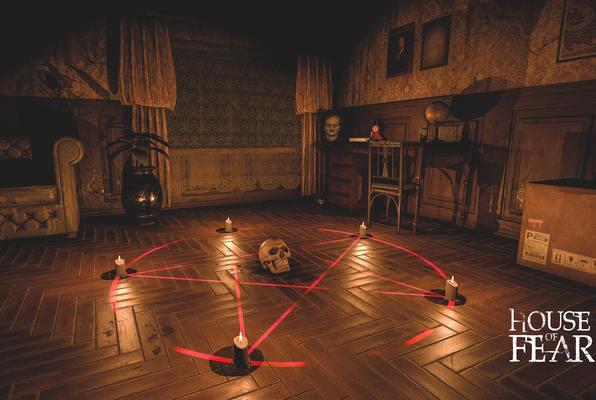 House of Fear VR (Virtual Escape Wien) Escape Room